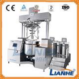 Mixer die van de Homogenisator van het Roestvrij staal van de Lotion van het lichaam de Vacuüm Emulgerende de Machine van de Mixer mengen