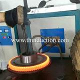 Tratamento térmico de metais de alta freqüência de aquecimento por indução de forjamento a máquina