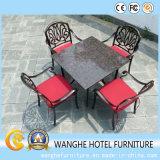 Mobilia moderna del metallo dell'ingresso dell'hotel da vendere la mobilia della sala da pranzo