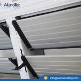 Lumbrera al aire libre modificada para requisitos particulares alta calidad de Sun del perfil de la lumbrera de Windows de mosquito del obturador de cristal de aluminio de la red