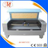 El doble dirige la cortadora del laser del CCD (JM-1680T-CCD)