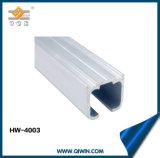 Profilo di alluminio rotondo per la rotella d'attaccatura idraulica