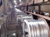 高炭素の電流を通された鋼線