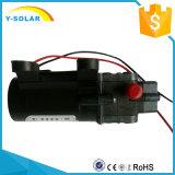 bomba de água de alta pressão de Dcmicro da bomba de diafragma de 12V 30With80W 3L/Min micro