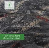 Signora viscosa Scarf di modo dello scialle stampata serpentina calda di vendita 2017