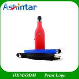 방수 USB 지팡이 소형 USB Pendrive 접촉 펜 USB 섬광 드라이브