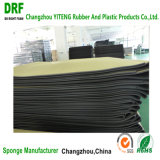 Strato della gomma piuma di NBR&PVC, gomma piuma aperta delle cellule NBR per il campo di industria