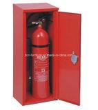 Het Kabinet van de Brand van het metaal met Kabinet 6 van de Bescherming van de Oppervlakte Roterend Handvat Kg/with