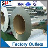 Directo precio de la bobina del acero inoxidable 316L de la fabricación 304