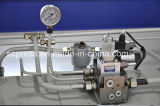Freio hidráulico da imprensa do CNC da placa de metal 40t da folha 1600mm