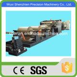 Cemento automática de alta velocidad de las bolsas de papel que hace la máquina de Wuxi