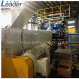 EVA Car Interiors Décoration Extrusion Machine / Solar Cell Encapsulants Extrusion Line