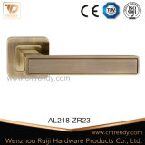 최신 판매 기계설비 알루미늄 아연 문 손잡이 (AL218-ZR23)