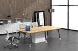Ht69-3の黒によってカスタマイズされる金属の鋼鉄オフィスの会議の席フレーム