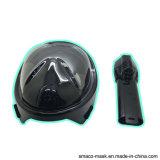 Atmung-Schablonen-Sport-volles Gesichtswim-Schablone für schnorchelnde Schablone