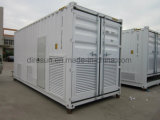 50Hz 200kVA/160kwCummins Dieselmotor Geluiddichte Genset/het Produceren van Reeks