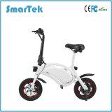 情報処理機能をもったBMS、APPおよび自動巡航の電気自転車のPatinete Electrico 350WのSmartekのモペットGyropodeモーターEsu013 1