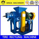 Gummischleifer-Gummireifen-Zerkleinerungsmaschine-automatisches Reifen-Abfallverwertungsanlagedes chip-Cqj-280