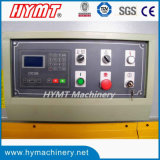Cortadora hidráulica de la placa de acero de la guillotina del control de QC11Y-10X2500 que pela NC