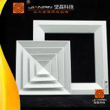Отражетель воздуха 4-Way высокого качества алюминиевый квадратный в системе вентиляции