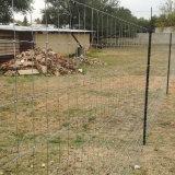 1.8mのヒンジ接合箇所のザンビアのための電流を通されたVeldspanの金網の塀