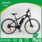 Nueva bicicleta eléctrica caliente de la montaña 2017