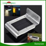 Jardín de la seguridad del sensor de movimiento de Energía Solar lámpara LED de 16