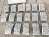 Природные серый гранит плитки/нарезка по размеру для создания проектов