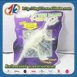 De Plastic Gloed van uitstekende kwaliteit van het Skelet van de Dinosaurus in het Donkere Stuk speelgoed