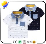 Colorido y de alta calidad 100% Algodón Hecho de camiseta y niños camiseta y camisa deportiva y polo camisa para la ropa y productos promocionales