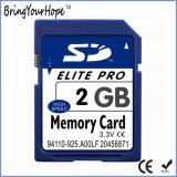 고속 좋은 품질 2GB SD 메모리 카드 (2GB SD)