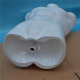 Mannequin del torso dell'ente superiore della vetroresina senza testa
