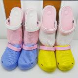 Zapatos de EVA jardín que hace la máquina