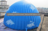 baldacchino gonfiabile del diametro di 12m grande
