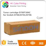 30k cartucho de toner del color del color Tn613 para Sindoh D700 D701 D706