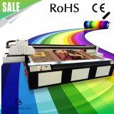 Imprimante à plat UV pour l'imprimerie en cuir / PU / Textiles