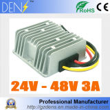 Fonte de alimentação do carro DC-DC Conversores 24V a 48V 3A DC Step up Voltage Regulator Boost Module