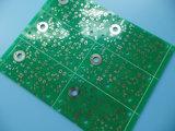 HASLの緑のSoldermask単一の味方されたPCB回路