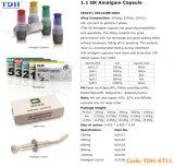 Zahnmedizinisches Material-Amalgam-Legierungs-Kapseln (TDH-AT11)