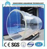 Cilindrisch AcrylAquarium/Groot Transparant Cilindrisch AcrylAquarium door Aangepast voor het AcrylProject van het Aquarium