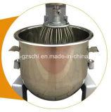 Macchina a spirale commerciale del miscelatore di spirale della farina del miscelatore per il commercio all'ingrosso