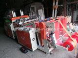 Автоматическая сдвоенная линия горячая машина мешка тенниски вырезывания