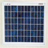 El buen panel solar del precio 20W para la luz del LED
