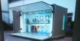 Newst 저가 휴대용 Prefabricated 또는 조립식 이동할 수 있는 경양식점 또는 집
