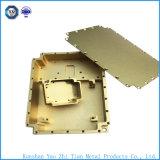 Het Machinaal bewerkte Deel van China CNC met Mechanische ElektroDoos