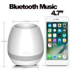 Bac 2017 de fleur intelligent de musique de Bluetooth
