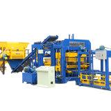 Bloc de béton automatique machine de formage Qt15-15 hydraulique machine à fabriquer des briques de blocs creux au Sri Lanka