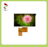 5 Baugruppe LCD-Bildschirmanzeige des Zoll-480 (RGB) X272 TFT LCD mit Digital-Schnittstelle
