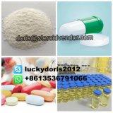 Anti citrato Clomid de Clomifene do pó dos esteróides da hormona estrogénica para o Bodybuilding