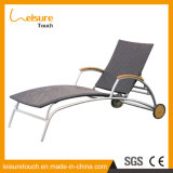 Rattan / Wicker Sun Lounger Cadeira de praia Outdoor Furniture Lounge Chair